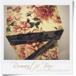 Romantic Box กล่องดนตรี